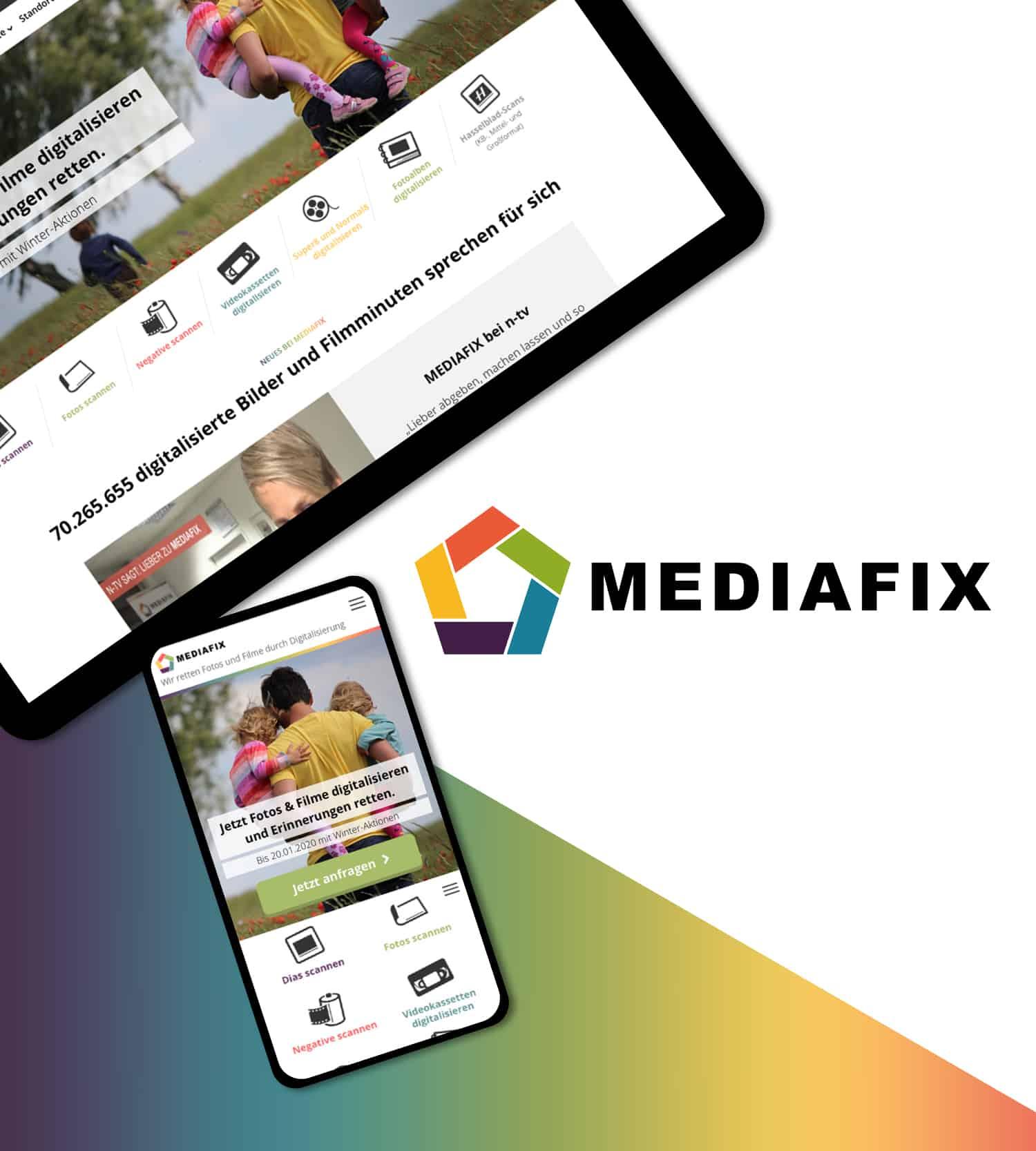 MEDIAFIX Referenzen