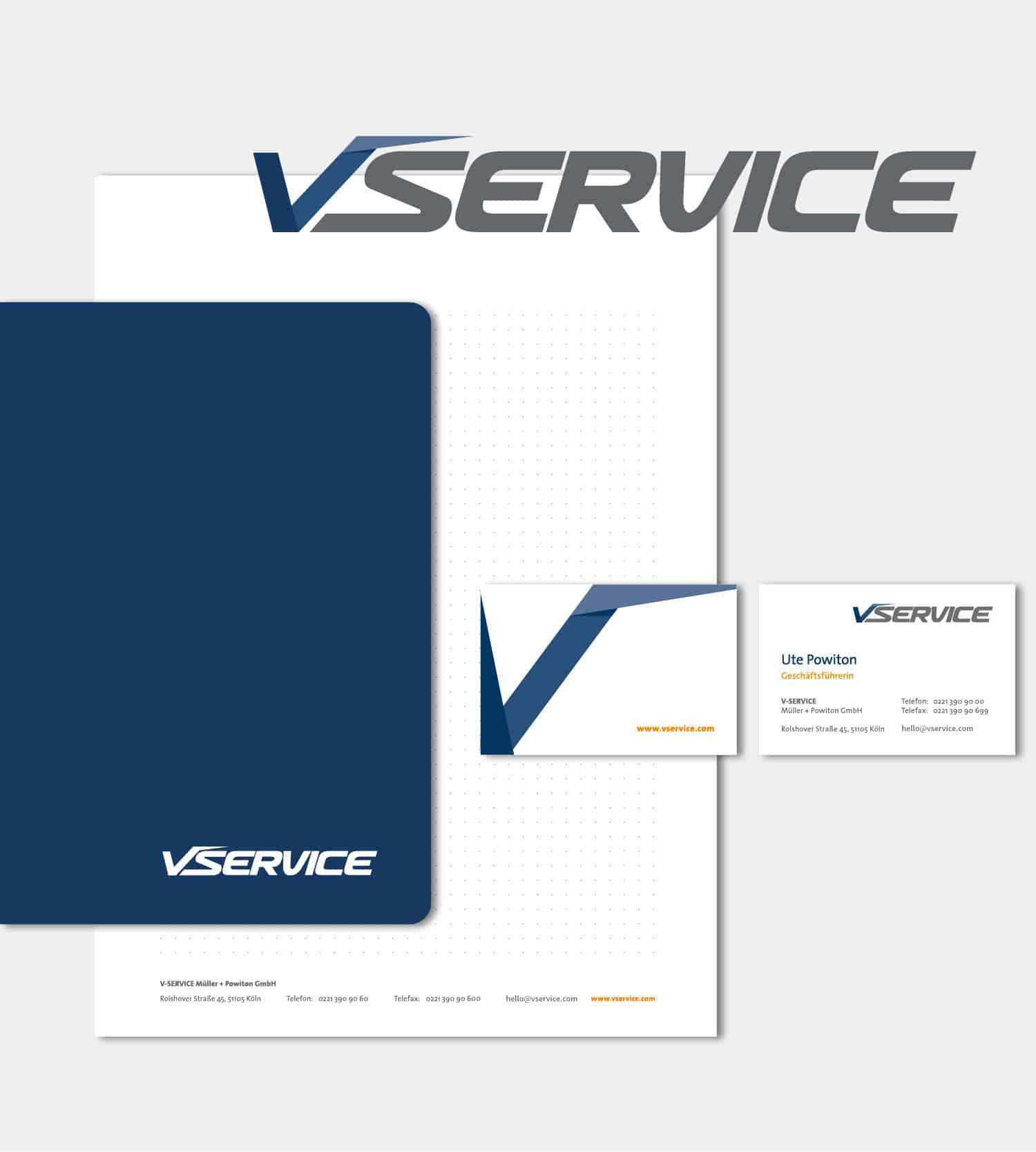 VService Referenzen